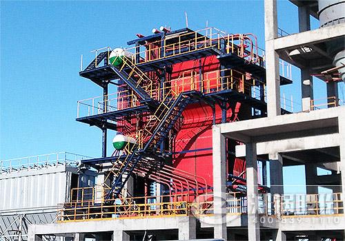 40吨循环流化床锅炉的型号参数及项目案例