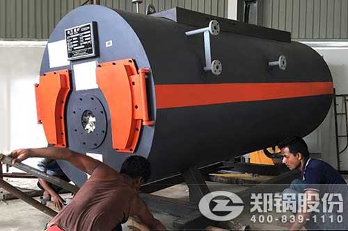 20吨燃气热水锅炉冬季采暖耗气量及运行成本计算